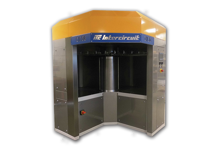 Carousel Dryer CD36
